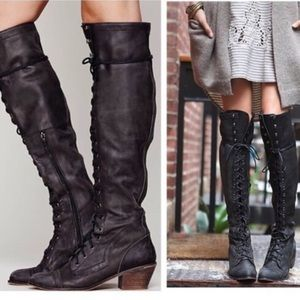 Free People x Jeffrey Campbell boots *new*